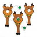 Reindeer Nose Catch Game-50 pack