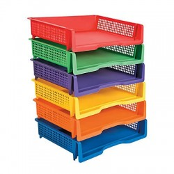 Stackable Trays - 6 set