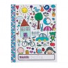 Doodle Pocket Folder -20pack