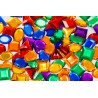 Self Adhesive Geometric Jewels -500pack