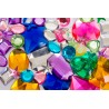 Assorted Mixed Shapes Jewels 500pcs