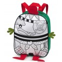 CYO Backpack Friends- Pirate