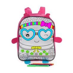 CYO Backpack Friends- Cutie Pie
