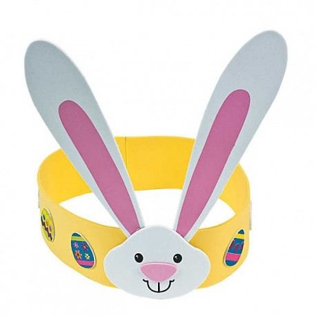 Easter Bunny Headband Craft Kit