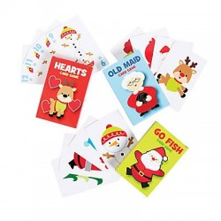 Christmas Playing Cards - 12 decks
