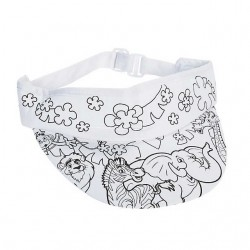 Colour Your Own Safari Sun Visor
