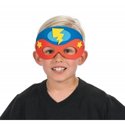 Superhero Mask Craft Kits -12pack