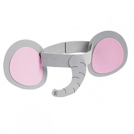 Elephant Headband Craft Kit