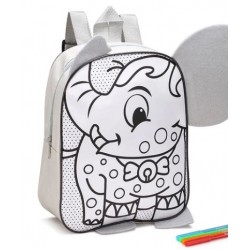 CYO Backpack Friends- Elephant