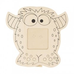 CYO Monster Picture Frames