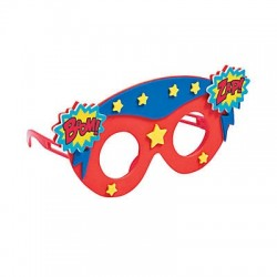 Kids Superhero Glasses Craft Kit