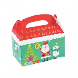 Christmas Crew Favour Boxes 12pk