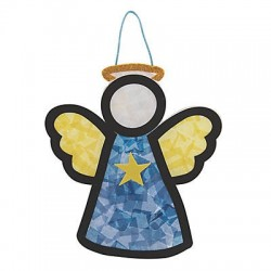 Angel Tissue Paper Craft Kit