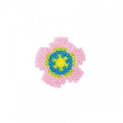Flower Pansy Fuse bead Craft Kit