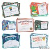 Class Reward Certificate Assortment -50pack