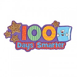 100 Days Smarter Magnet Craft 24 pack