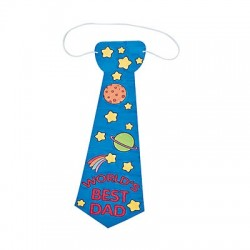 Fathers Day Ties - 10 pack