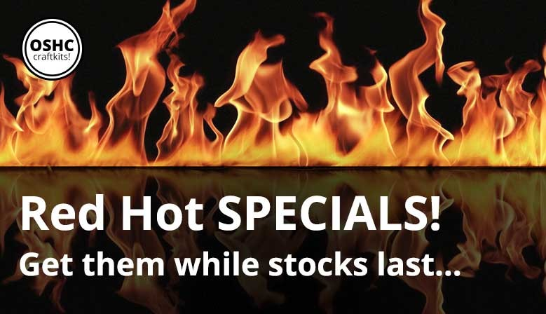 Red Hot Craft Specials
