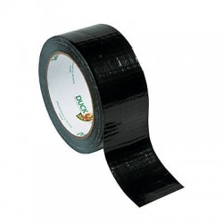 Black  Duct Craft Tape