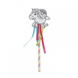 Color Your Own Unicorn Wand Craft Kit