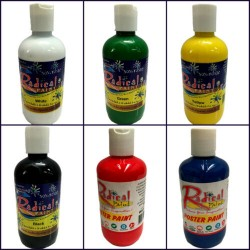 Poster Paint 6 - pack
