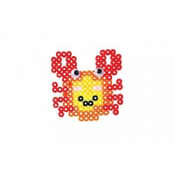 Crab Fuse bead Craft Kit