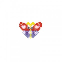 Butterfly Fuse bead Craft Kit
