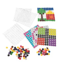 Reuseable Mosiac Set - 1022pcs