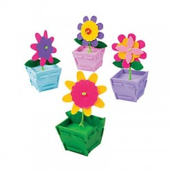 Spring Flowerpot Craft Kit