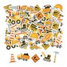 Construction Self-Adhesive Shapes-300 pack