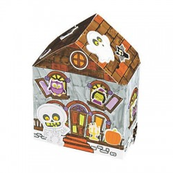 Colour Your Own Haunted House - 10 pack