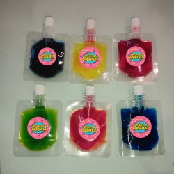 Scented Brilliant Bubble Gel 100ml - 6 Pack