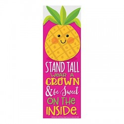 Pineapple-Scented Bookmarks - 24pack